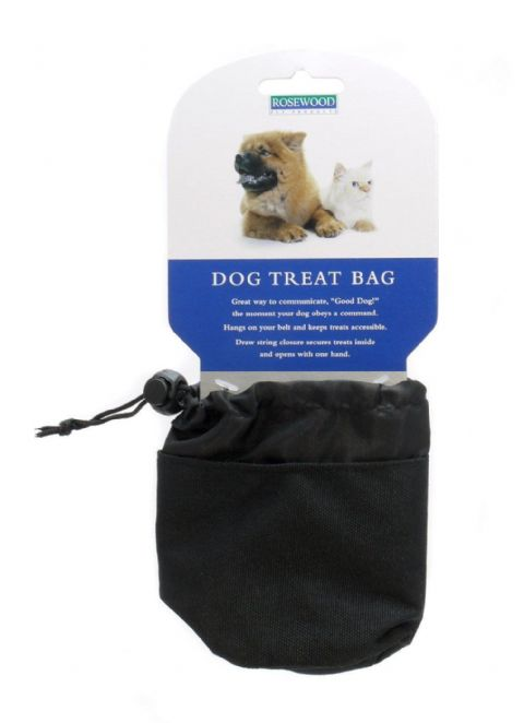 ROSEWOOD TREAT BAG FOR TRAINING AND REWARD